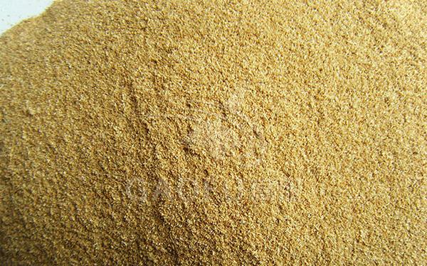 木粉筛分方案