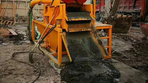 钻井泥浆脱水