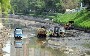 河道湖泊清淤
