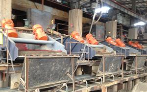 保定1000吨铁尾矿现场