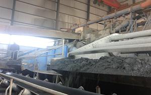 福建1000吨铁尾矿现场
