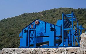 广州500吨钾长石现场