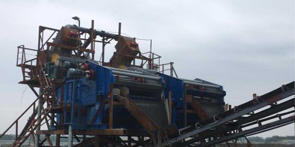 霍邱xx循环经济科技公司闭库的铁尾矿砂综合再利用,每日获利10万元