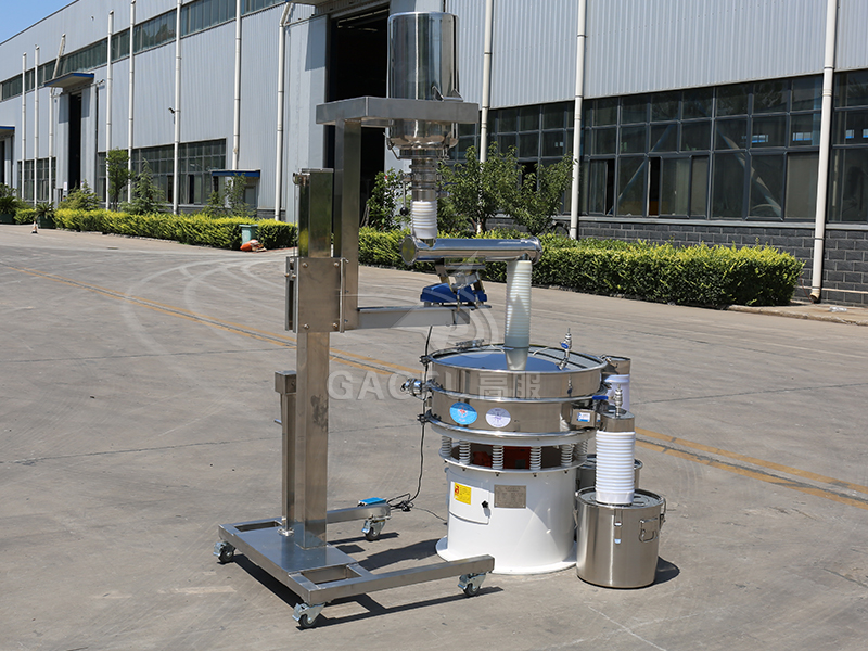 3D打印材料筛分系统