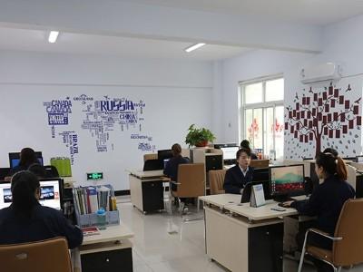办公环境实景