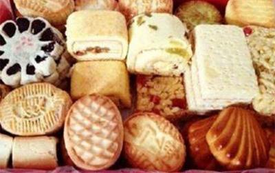 糕点类食品厂