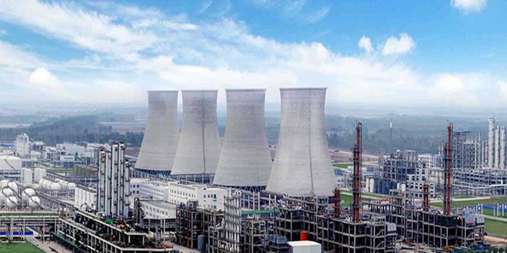 鲁西化工用高服齿辊式碎煤机满足循环流化床锅炉燃煤粒度要求