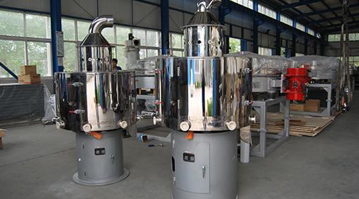 高服机械自主研发超细锌粉专用气流筛 攻克超细锌粉筛分技术难题