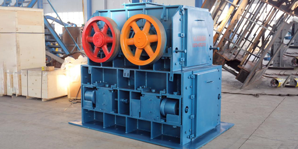山东威海热电集团采购高服碎煤机