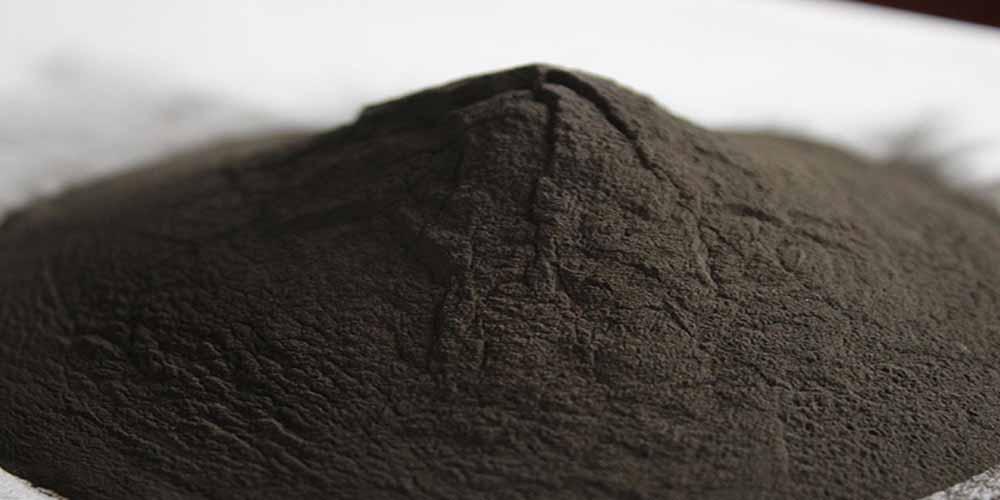 包头市xx金属钙业筛分合金粉
