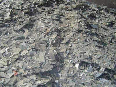 废玻璃粉碎筛分生产线